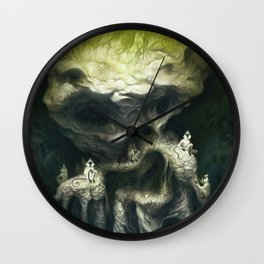 Jöbii Troop Wall Clock