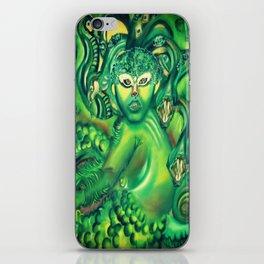 Serpent's Femme Fatale  iPhone Skin