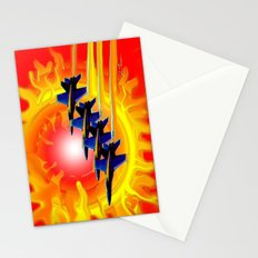 Blue Angels 7 Stationery Cards