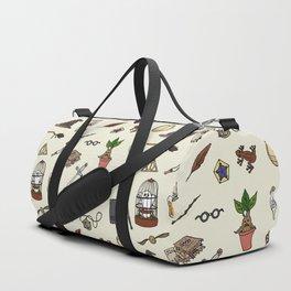 Potter Harry pattern Duffle Bag