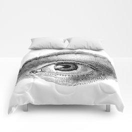 Human eye Comforters