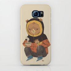 noodle bear Galaxy S7 Slim Case