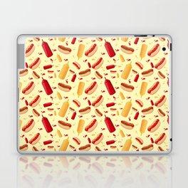 Hot Dog carnival Laptop & iPad Skin