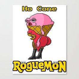 Ho Cone Canvas Print