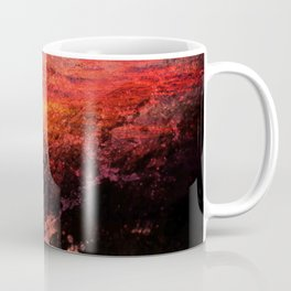 abstract water art Coffee Mug