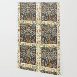 William Morris Tree Of Life Wallpaper