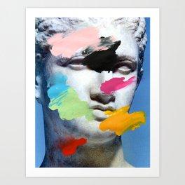 Composition 496 Art Print