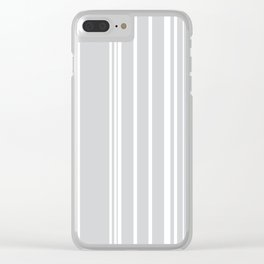 Lineas Claras Clear iPhone Case