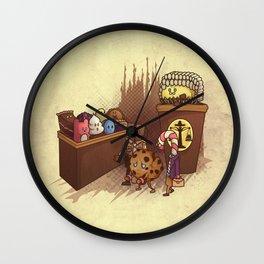 Just Desserts Wall Clock