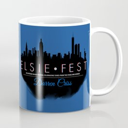 Elsie Fest NYC Coffee Mug