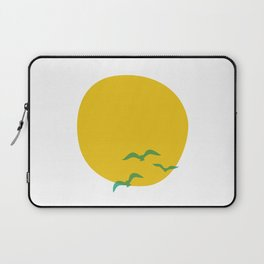 Midsummer Sun Laptop Sleeve