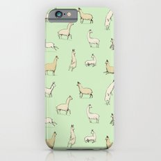 Llamas Slim Case iPhone 6s