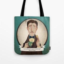 Marcel Proust said... Tote Bag