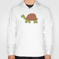 tortoise Hoodies featuring tortoise by siloto