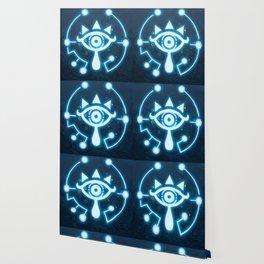 The blue eye Wallpaper