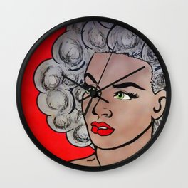 Black Girls Rock Wall Clock