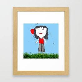 STELiOS Chidren Art Framed Art Print
