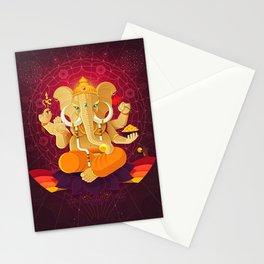 Ganesha | Animal Gods Stationery Cards