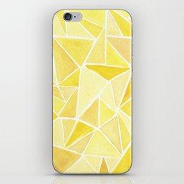 #37. ASHLEY - Triangles iPhone Skin