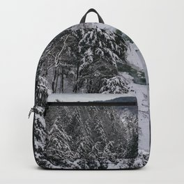 Winter in Vermont Backpack