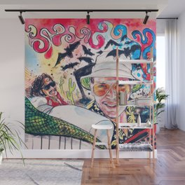 Fear and loathing Wall Mural