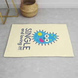 It's All About Paramecium Rug