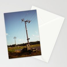 Rural Power Stationery Cards