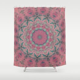 Fractalized Expressionism - II Shower Curtain