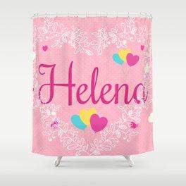 *Helena * Shower Curtain