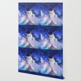 Galaxy Kitty Wallpaper