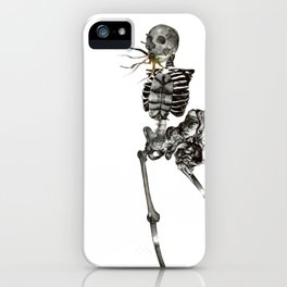 Analog Grotesque (Scythian) iPhone Case