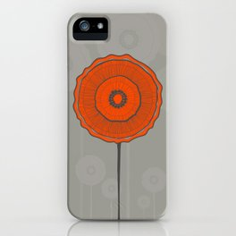Poppies Poppies Poppies iPhone Case