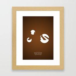A.... ...D Framed Art Print