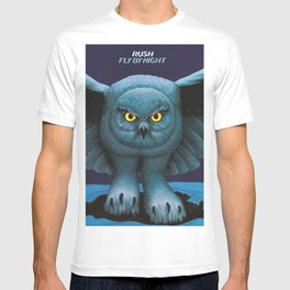 Rush Fly By Night T-shirt