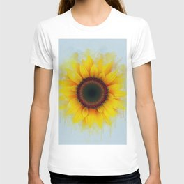 Sunflower Painting T-shirt