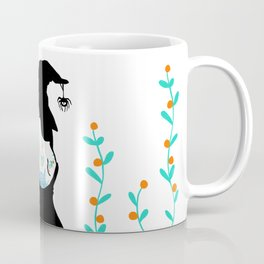 Inked Witch Coffee Mug