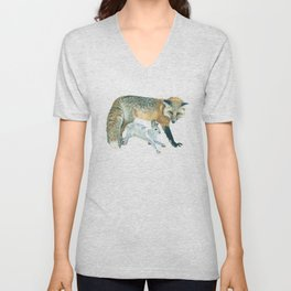 Fox and Hare Unisex V-Neck