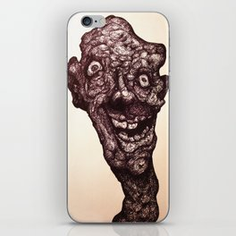 Acknowledging the truth iPhone Skin