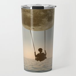 DREAM BIG/MOON CHILD SWING Travel Mug
