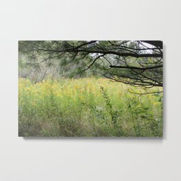 Living the Dream in the Great Outdoors Metal Print