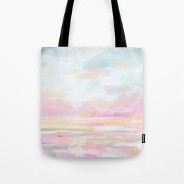 So Alive - Bright Ocean Seascape Tote Bag