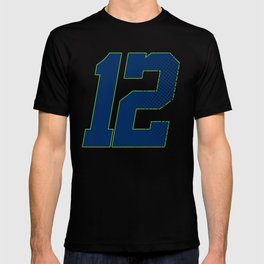 12 SEATTLE T-shirt