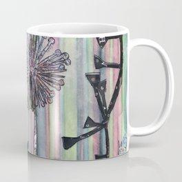 retro bird anthropology_katallie Coffee Mug