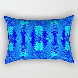 Wetlight pattern Rectangular Pillow