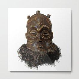 BenaBiomba 2  Metal Print