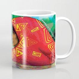 Bandera indígena - Kuna Flag Coffee Mug