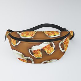 Beers forever-Brown Fanny Pack