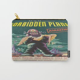 Vintage poster - Forbidden Planet Carry-All Pouch