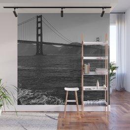 Golden Gate Bridge III Wall Mural