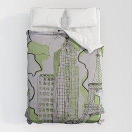 The World Traveler Comforters